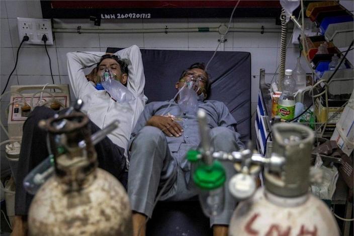 Как Индии не удалось предотвратить смертельную вторую волну